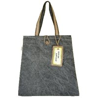 Green earth - Safe earth Ecofriendly tote made from washed cotton with touch of contrast to to give a soft natural look Great size for beach and shopping Please Click the image for more information.