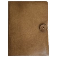 Simpson Designed by NERO in Australia this classic natural leather journal is bound by a natural button closureT. Please Click the image for more information.