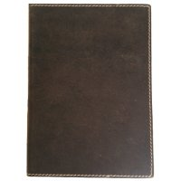 Portsea -  chocolate Designed by NERO in Australia this classic natural oily matt leather  journal is hand made The pages are made from recycled cotton and are archival  wood freeand a. Please Click the image for more information.