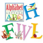 EeBoo Alphabet Cut-out Letters Decorative letters to hang anywhere On a bedroom door or on the wall Please Click the image for more information.