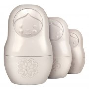 Matryoshkas M-CUPS  SOLD OUT This set of 6 drymeasure cups nests neatly just like traditional Russian matryoshkas They accurately measure 14 13 12 23 34 and 1 full cup and theyre built from heavyduty foodsafe longlife engineering plastics MCups are useful . Please Click the image for more information.
