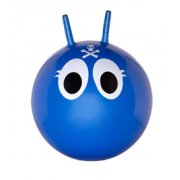 A Blue Little Pirate Hopper Bounce by yourself or race your friend Little Pirate Space Hoppers are a great activity toy for both outdoor and indoor use . Please Click the image for more information.