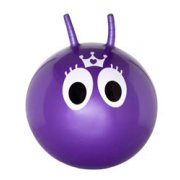 A Purple Little Princess Hopper Bounce by yourself or race your friend Little Princess Space Hoppers are a great activity toy for both outdoor and indoor use . Please Click the image for more information.