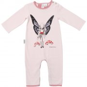 Sooki Baby Fairy Romper From Sooki Babys Winter 2012 Collection the Sooki Signature fairy romper made of 100 cotton is in light pink with pretty fairy print featuring snaps at nappy area for easy changing. Please Click the image for more information.