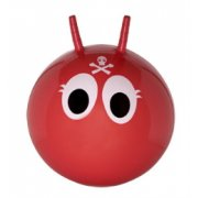 A Red Little Pirate Hopper Bounce by yourself or race your friend Little Pirate Space Hoppers are a great activity toy for both outdoor and indoor use . Please Click the image for more information.