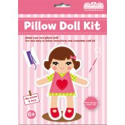 Felt Pillow Doll Kit - Ava  Please Click the image for more information.