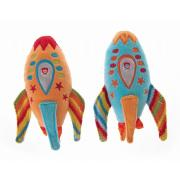 Lily and George - Rocket Rattle If you want something out of the ordinary and great value Lily  George fits the bill  Their delightful designs make special friends for your little ones or a gorgeous gift  M. Please Click the image for more information.