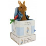 Beatrix Potter- Peter Rabbit Jack in the Box SOLD OUT Beatrix Potters Peter Rabbit is always ready to pop out and greet you This beautifully crafted JackintheBox plays Pop Goes The Weasel when wound up Images . Please Click the image for more information.