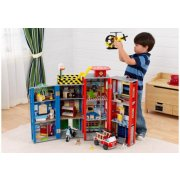 KidKraft Everyday Heroes This detailed play set lets kids imagine themselves as reallife heroes answering urgent calls and keeping people safe 3. Please Click the image for more information.