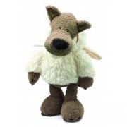 Nici Wolf in Sheeps Clothing 35cm SOLD OUT Meet Jolly Wolf a cute and cuddly NICI character cleverly disguised in sheeps clothing With extra soft plush and a cheeky smileSiz. Please Click the image for more information.