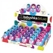 Babushka Lipgloss Delicious smelling lipgloss in cute collectable babushkashaped containers Comes in 3 colors Please Click the image for more information.