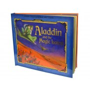 Aladin and the Magic Lamp Pop Up Book Come on an adventure with Aladdin  discover the magic lamp take a trip on the flying carpet and battle an evil sorcerer C. Please Click the image for more information.