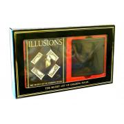 Illusions Magic Tricks Master the art of 12 world famous magic tricks with this gift set Has a 48 page hardback book and a magicians walletSu. Please Click the image for more information.
