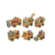 Eleganter Wooden Pull Back Truck  Please Click the image for more information.