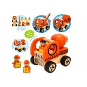 Artiwood - Construction Vehicles  Artiwood Construction Vehicles are wooden toys on wheels in the form of either a dump truck crane or cement mixer . Please Click the image for more information.
