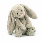 Bashful Bunny Beige- med SOLD OUT Bashfull Bunny is the ultimate in plush Lushious fluffy soft ears and adorable felt noses and whiskers . Please Click the image for more information.