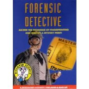 Forensic Detective SOLD OUT Master the technique of fingerprinting and identify a mystery print A discovery activity for kids over 7. Please Click the image for more information.
