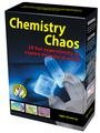 Chemistry Chaos SOLD OUT Chemistry Chaos 19 fun experiments to explore the natural world Designed and written by qualified scientists the kit includes a comprehensive 51 page full colour booklet Educational science for the whole family. Please Click the image for more information.