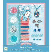 Djeco Pearls and Birds Bead Jewellery Kit SOLD OUT Fly into the fashion world and design stunning jewellery for all occasions Young girls will be delighted with this art and craft set by Djeco as they can create something that is truly their own . Please Click the image for more information.