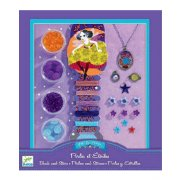 Djeco Beads and Stars Jewellery Making Kit SOLD OUT This beautiful jewellery bead sets from Djeco is super stylish and would make a wonderful creative present. Please Click the image for more information.