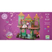 Djeco Castle of Wonders SOLD OUT Age group 5A castle worthy of a princess made from sturdy cardboard that is easy to assemble and beautifully decorated Enj. Please Click the image for more information.