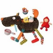 T'es Fou Louloup Crazy Wolf Tes fou louloup  Crazy funny Wolf  is a collection of toys which tells the story of a crazy cuddly wolf and his friends  Crazy. Please Click the image for more information.