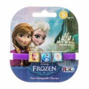 Frozen 3 Charm Braclet Show the world you love Frozen with these interchangeable charm bracelets Collect swap and change the charms as you like Kids can collect the assorted charms featuring various Frozen characters then mix and match to create their own custom charm bracelet Size. Please Click the image for more information.