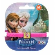 Frozen Anna Charm Braclet Small/Medium Show the world you love Frozen with these interchangeable charm bracelets Collect swap and change the charms as you like Kids can collect the assorted charms featuring various Frozen characters then mix and match to create their own custom charm bracelet Size. Please Click the image for more information.