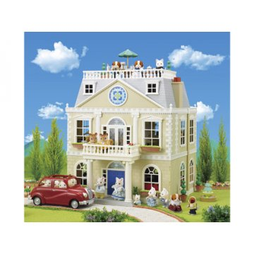 Play Sylvanian Families Mudpuddle Childrens Gifts And Clothing