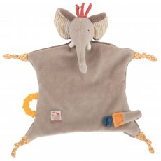 moulin roty les papoum elephant comforter with teether moulin roty les papoum elephant comforter with teether 24cm Please Click the image for more information.
