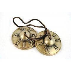 Quality Hand Cast Tingsha/Bell Cymbals Meditation, Healing, Aura & Cleansing Om  TingshaBell Cymbal with The Om MantraMade from the same metals as the Nepalese singing bowls and bellsNepal. Please Click the image for more information.
