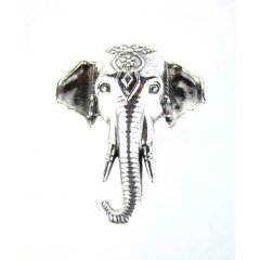 Australian Made Brooch Elephant Head Pewter Core with quality STG Silver Plating Finish This beautiful Brooch is functional durable and eye catching with a strong Brooch pin at the backSize. Please Click the image for more information.