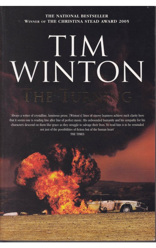 describing of the setting of neighbours by tim winton Tim winton began his first novel, an open  he is the author of several novels for adults, including shallows (1986), a novel set in a whaling town, and .