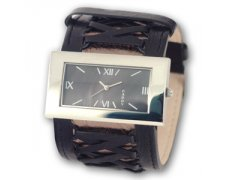 Criss Cross $220 now $99Strap yourself in toughgirl This super sexy laceup style watch in assorted Metallic Genuine Italian babysoft leather will have them begging for more Bring out the biker in you Please Click the image for more information.
