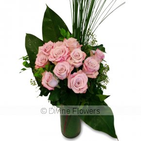 Product Image for Fragrant Rose Vase