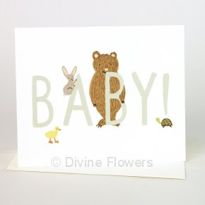 Product Image for Baby Boy Bear