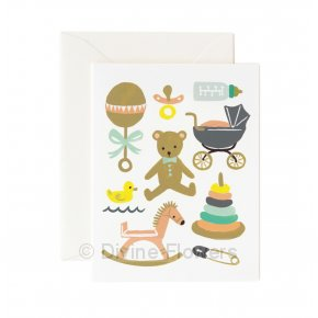Product Image for Classic Baby Card