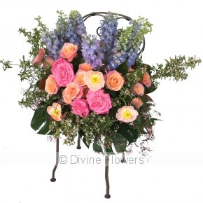Product Image for Casket Flowers Pastels