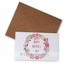 Product Image for Happy Mother's Day Floral Card