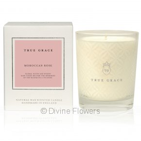 Product Image for True Grace Candle Moroccan Rose