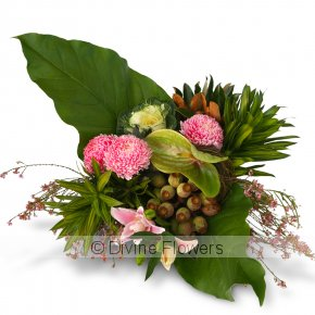 Product Image for Luxe Flower Bouquet / Vase