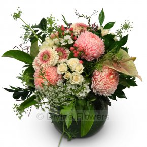 Product Image for Pastels Flowers