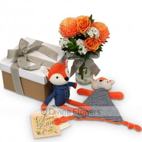 Product Image for Felix & Mabel Fox Gift Box