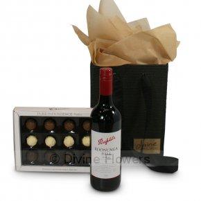 Product Image for Penfolds Koonunga Hill Shiraz & Truffles Gift