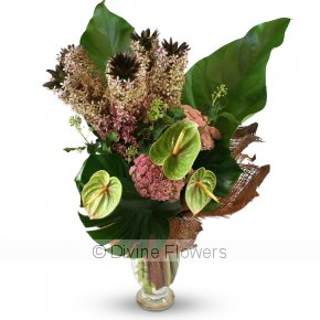 Product Image for Pineapple Lily Mix Vase