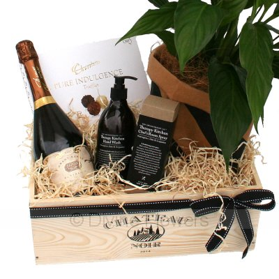 Gift Hamper Sparkling Wine Brisbane Same Day Delivery Luxury Gifts